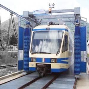 شستشوي واگن و قطار